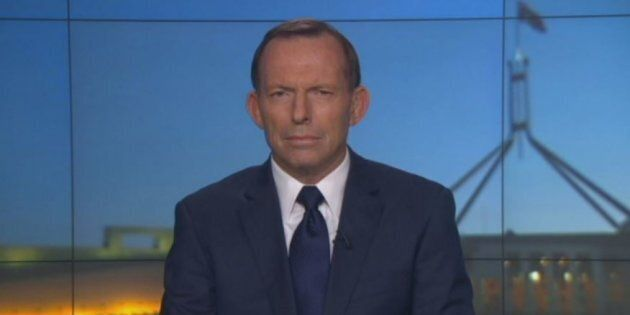 Tony Abbott said he wants Turnbull to be the best Prime Minister he can