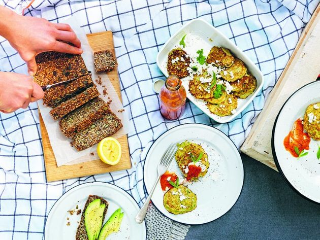 Serve with crusty seeded bread and avocado for ultimate