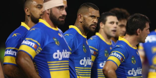 The Eels have been in turmoil for