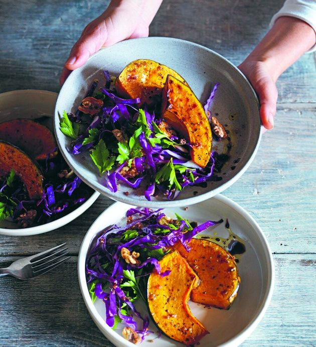This vibrant dish would make for excellent leftovers for