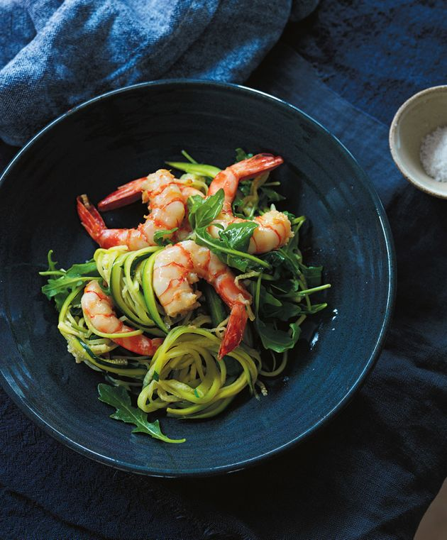 Zoodles are great, lighter alternative to