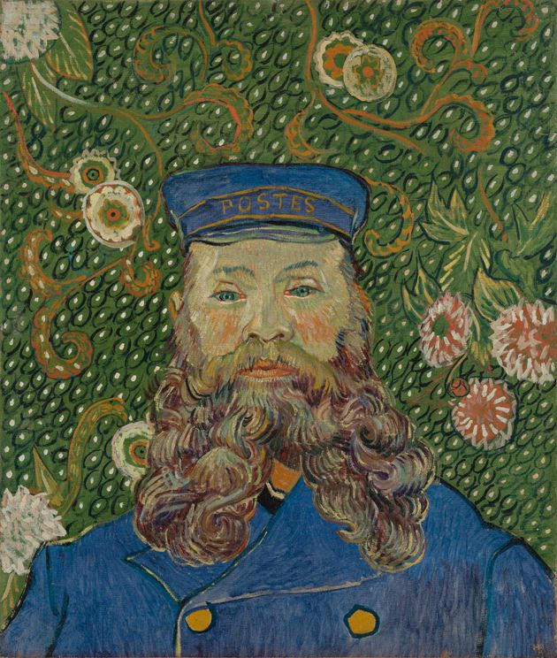 Van Gogh's 'Portrait Of Joseph Roulin' will be on