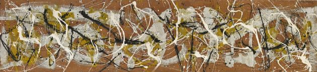 Jackson Pollock's 'Number 7, 1950',