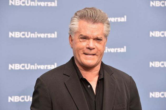 Ray Liotta's face is looking disturbingly smooth these
