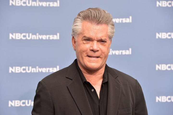 Ray Liotta's face is looking disturbingly smooth these days.