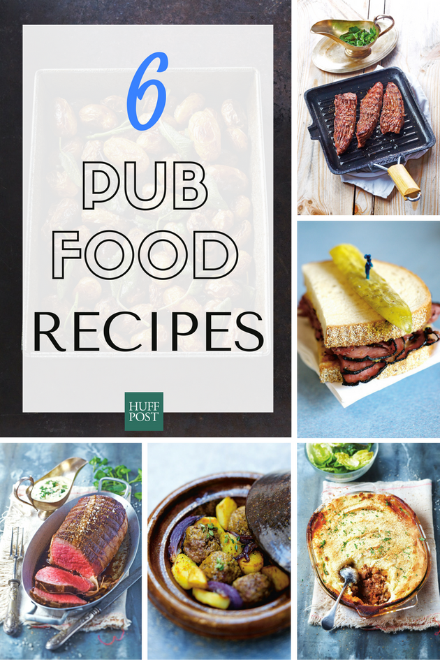 Love Pub Food? Make It At Home With These 6 Tasty
