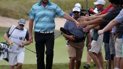 Red Hot Putting Propels Aussie Marc Leishman To BMW Championship