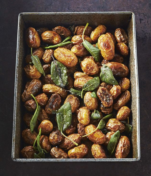 Use these crispy potatoes as a side to any of the above