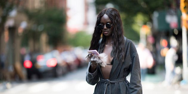 Duckie Thot says New York