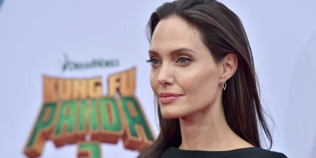 Jolie filed for divorce from Brad Pitt in September citing irreconcilable differences.