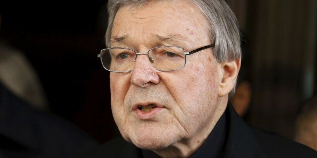 Cardinal Pell's birthday tradition this year will be to hand in his