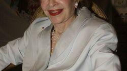 Lady Mary Fairfax Dies Aged
