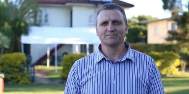 LNP candidate for Lilley David Kingston