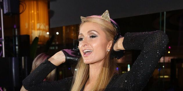 Paris Hilton's headed to Brisbane to DJ as part of an Aussie