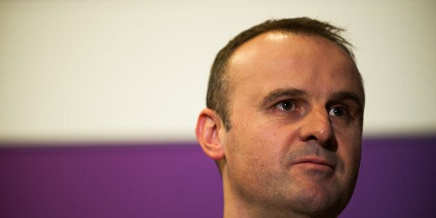 ACT Chief Minister Andrew Barr announced the new measures in the budget on
