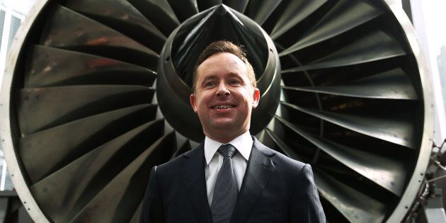 Qantas CEO Alan Joyce's pay packet has taken
