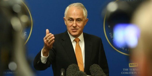 Talking about suicide and mental illness encourages people to seek help, Malcolm Turnbull