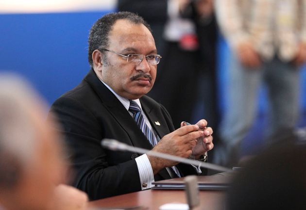 For the past five weeks the students have been protesting Papua New Guinea Prime Minister Peter O'Neill's...