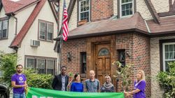 Trump's Childhood Home Rented By Oxfam To Highlight Refugee