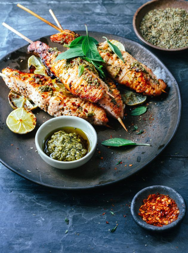Add fish recipes to your weekly