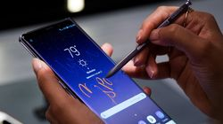 So The Samsung Galaxy Note8 Is Pretty