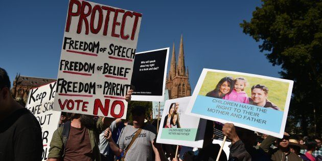 'Straight Lives Matter' Protest Against Marriage Equality Planned For