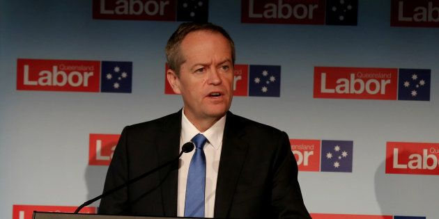 Opposition Leader Bill Shorten has backflipped on his opposition to the controversial