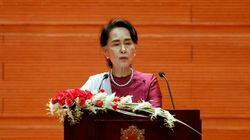 Suu Kyi Condemns Human Rights Abuses In Myanmar But Silent On UN