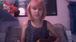 More Amazing Videos Of The Ukulele Player From 'America's Got