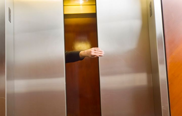 It's not going to kill you to hold the door for someone. Unless, of course, you're a certain 'Game of Thrones' character.... (too soon?)