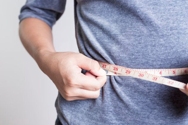 The intermittent diet group maintained an average weight loss of 8 kg more than the continuous diet group,...