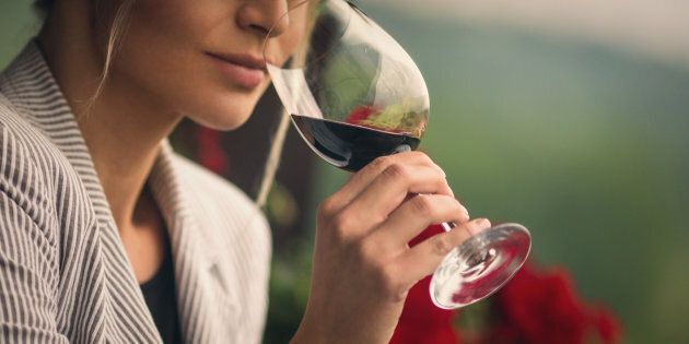 How To Turn Mindless Drinking Into Mindful Drinking, And Taste The