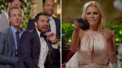 Sophie Monk Had Undies Thrown In Her Face On Her First Night As