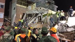At Least 22 Children Killed After Earthquake Destroys Mexico