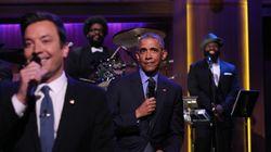 Barack Obama, Usher And Janelle Monáe Get Down To 'Hotline