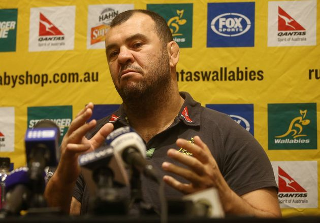 Cheika daydreams about what he'd like to do to Kiwi