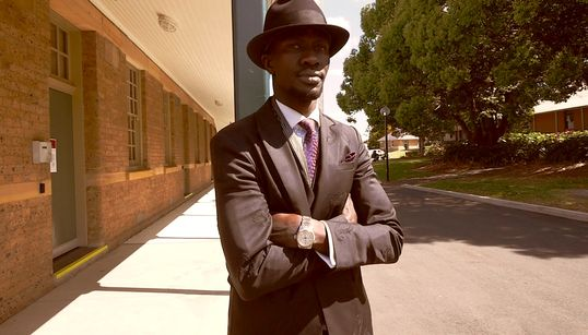 Deng Adut's Incredible Journey From Child Soldier To Community