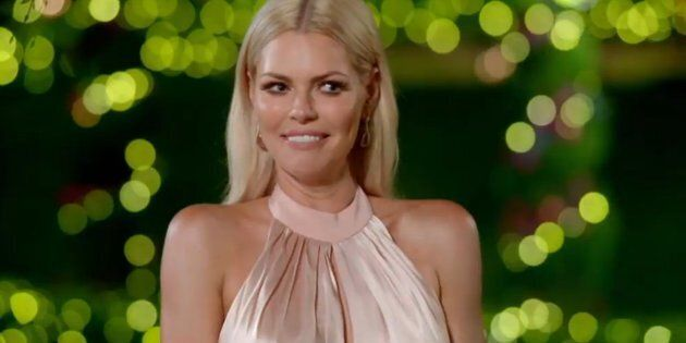 It was a night of thrills and spills but Sophie Monk reveals she's definitely found the one, and escaping...