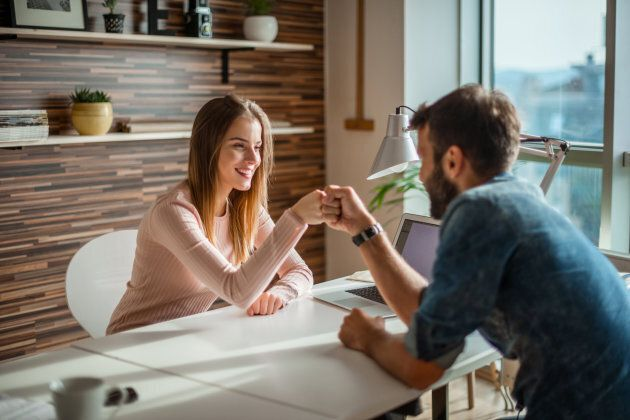 Marriage contracts are a communication tool where both people can be honest about what their goals are for the relationship.