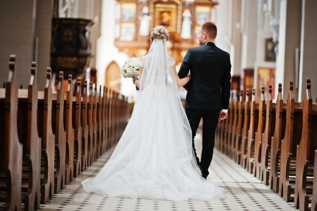 Some people get married because they think they should, but it doesn't work for