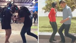 This Bloke Proposed To His Girlfriend In Virtual