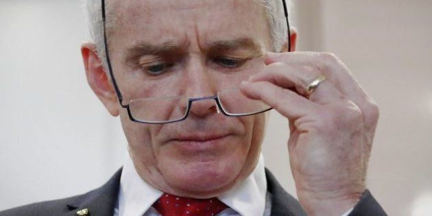 One Nation's Malcolm Roberts Sent UK Citizenship Questions To Wrong Email