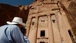 Archaeologists Discover Huge Ceremonial Monument In Petra,