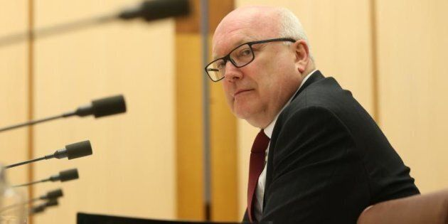 Attorney-General George Brandis says the Solicitor-General's resignation was