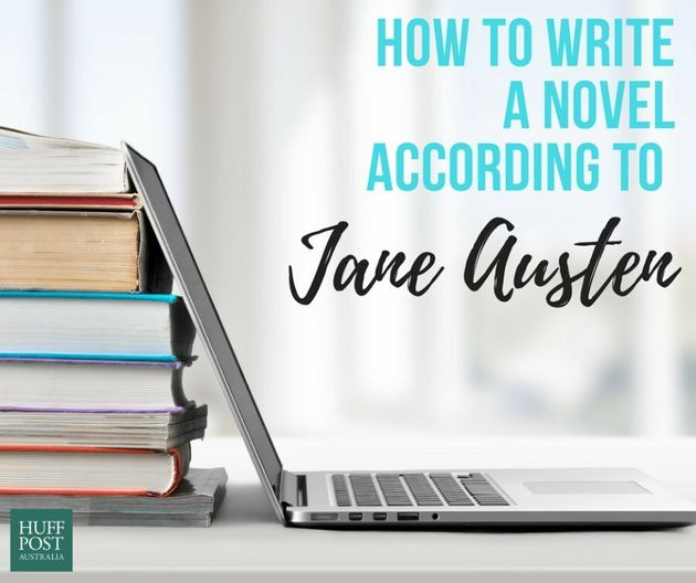 How To Write A Novel According To Jane