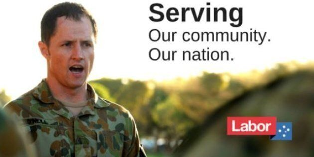 ALP candidate Pat O'Neill originally dismissed ADF orders to remove