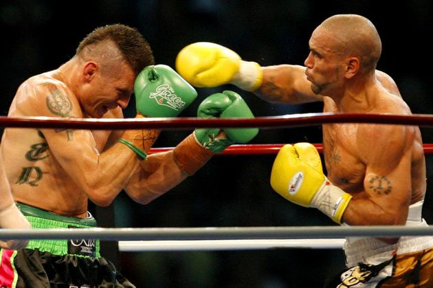 The infamous 2006 bout, which Mundine won on