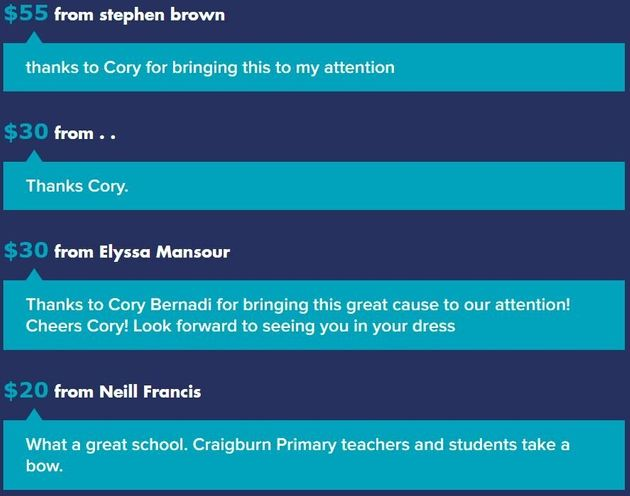 Bernardi Backfire: Craigburn Primary School Raises More Than