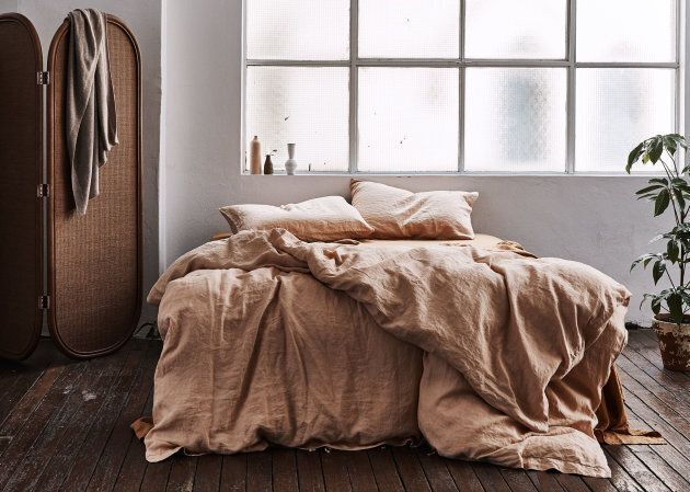 Laid Back Bed Linen Ideas To Inspire A Bedroom