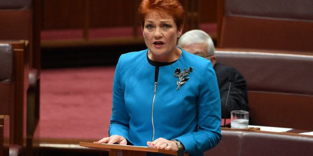 Support for Pauline Hanson's call for a ban on Muslim migration has